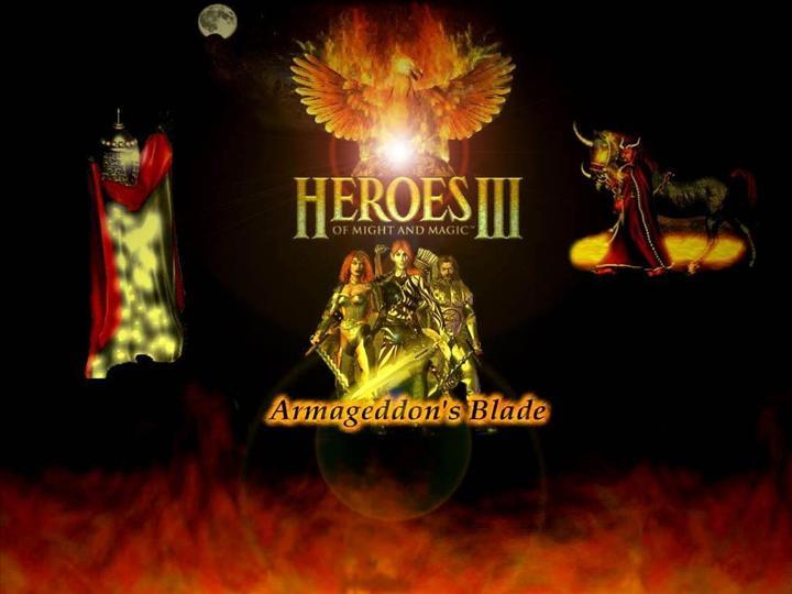 Скачать патч No-CD для герои меча и магии 3 клинок Армагеддона 3 дек.